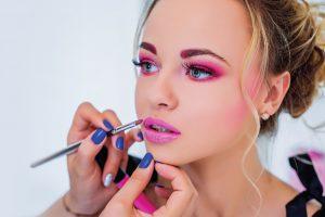 курсы визажа, визаж в киеве макияж в салоне красоты